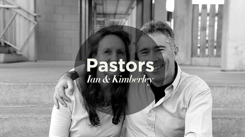 Pastors - Ian & Kimberly Buckley