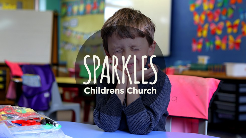 Sparkles - Childrens Church Botany