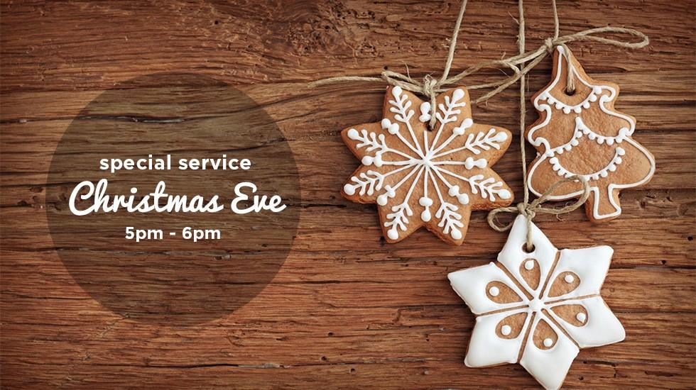 Christmas Eve Service - Church East Auckland